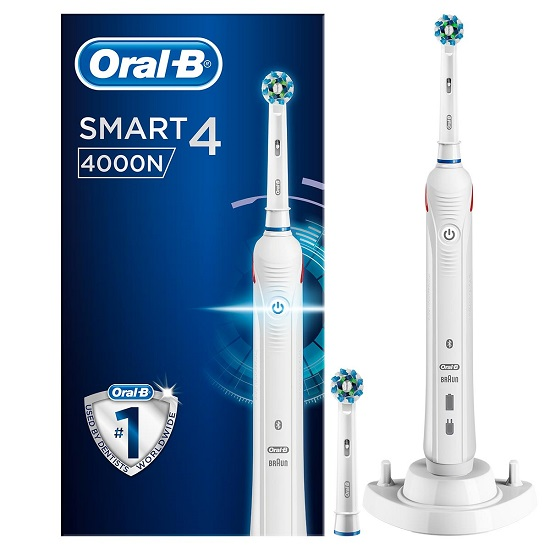 Oral-B Smart 4 4000N electric toothbrush