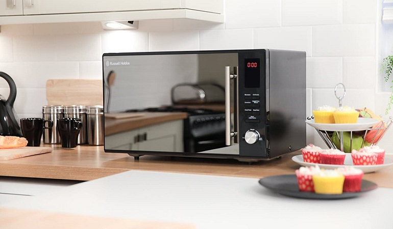 Combination Microwave vs Standard