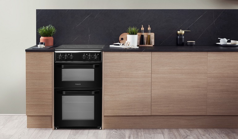 best electric cooker freestanding - hotpoint