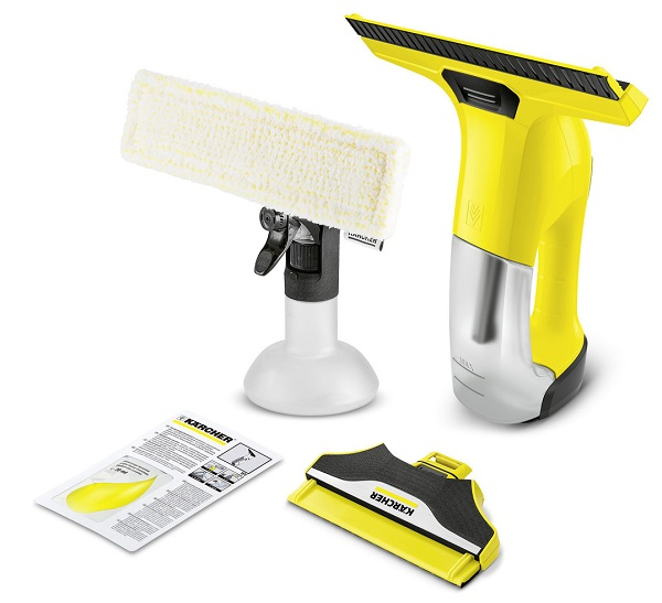 best window vac set by Karcher