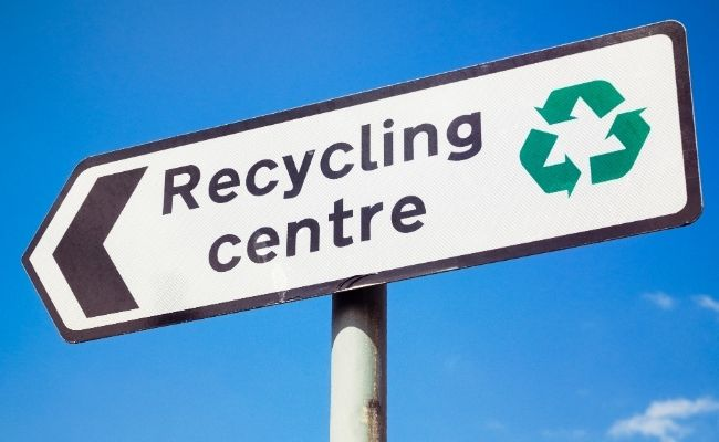 vacuum cleaner recycling