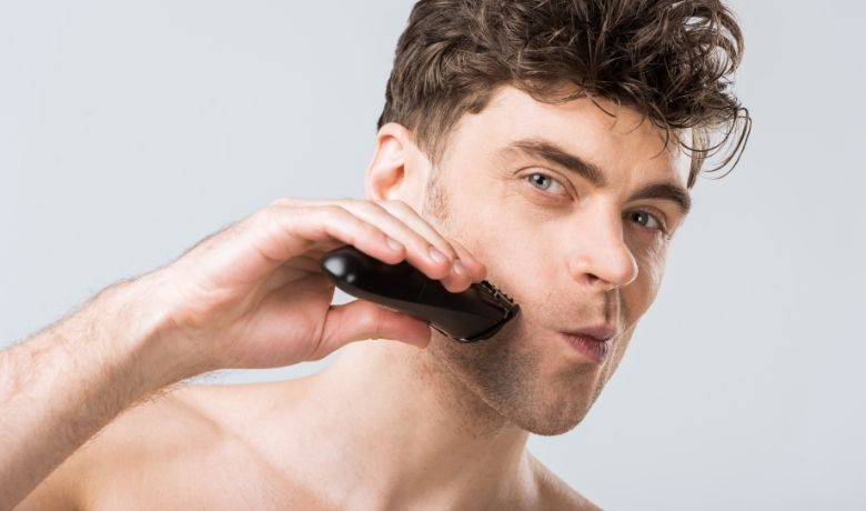 electric shaver without burn