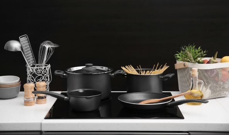 kitchen cookware expense