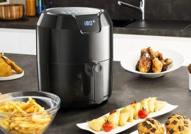 Tefal Easy Fry Review: EY401840 Healthy Fryer