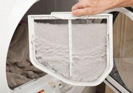 How to Clean a Condenser Tumble Dryer