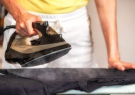 Here's How to Stop a Steam Iron from Leaking Water