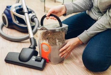 Get Bad Smells out of Your Vacuum Cleaner